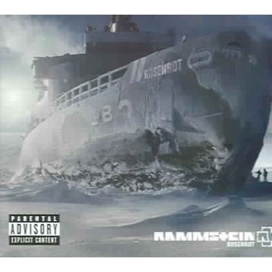Rammstein Rosenrot CD