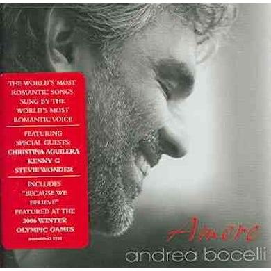 Andrea Bocelli Amore CD