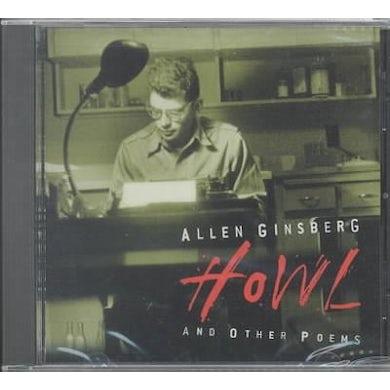Allen Ginsberg Howl CD