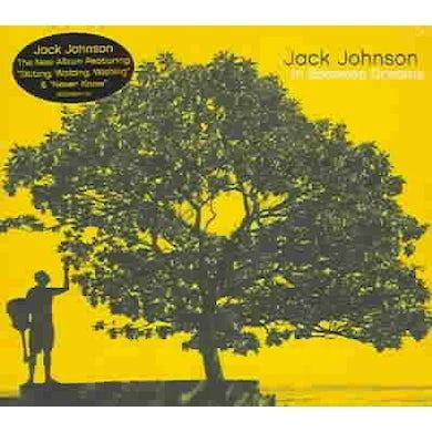 Jack Johnson In Between Dreams CD