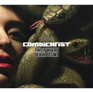 Combichrist This Is Where Death Begins CD
