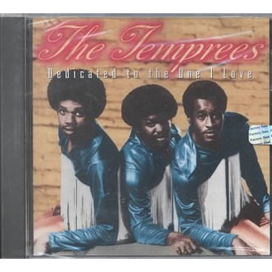 Temprees Dedicated To The One I Love CD