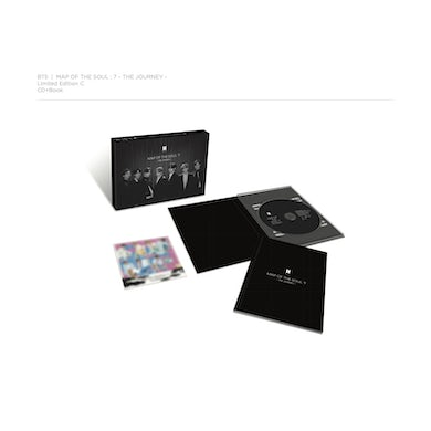 BTS MAP OF THE SOUL: 7 – THE JOURNEY (VERSION C) (LIMITED EDITION CD/BOOK/BOOKLET - VERSION A) CD