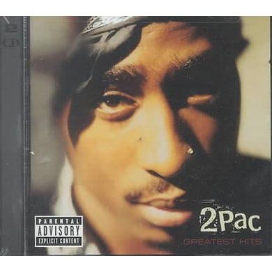 Tupac Greatest Hits (2 CD) CD