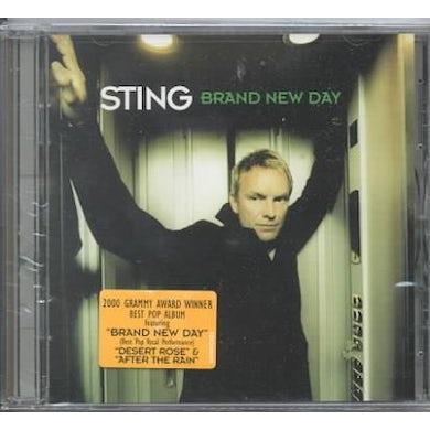 Sting Brand New Day CD