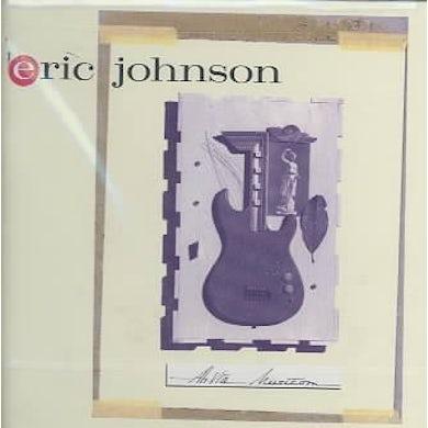 Eric Johnson Ah Via Musicom CD