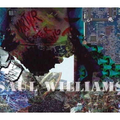 Saul Williams MartyrLoserKing CD