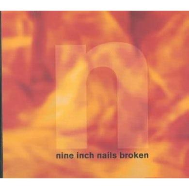 Nine Inch Nails Broken CD
