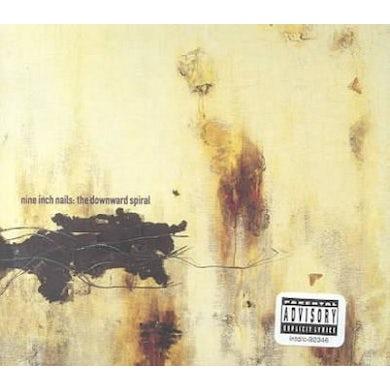 Nine Inch Nails The Downward Spiral CD