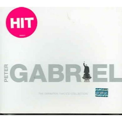 Peter Gabriel Hit: The Definitive Two CD Collection CD