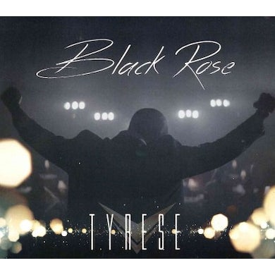 Tyrese Black Rose (CD/DVD Combo)(Deluxe Edition) CD