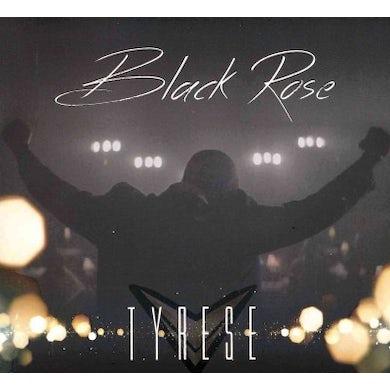 Tyrese Black Rose CD