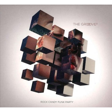 Rock Candy Funk Party The Groove Cubed CD