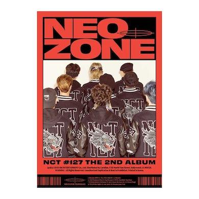 The 2nd Album 'NCT 127 Neo Zone' (C Ver.) CD