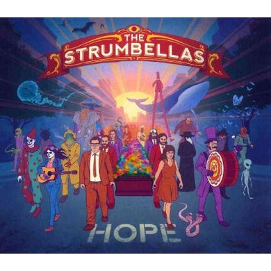 Strumbellas Hope [Digipak] CD