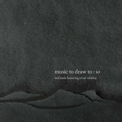 Music To Draw To: Io Vinyl Record
