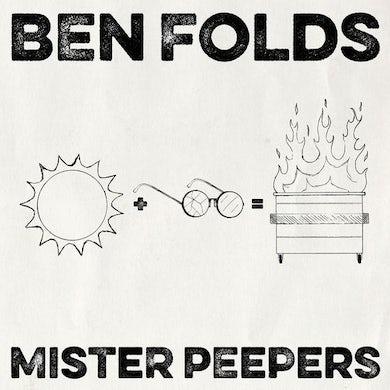 Ben Folds Mister Peepers Vinyl Record