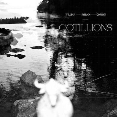 William Patrick Corgan Cotillions (2 LP)(Clear/Black Marble) Vinyl Record