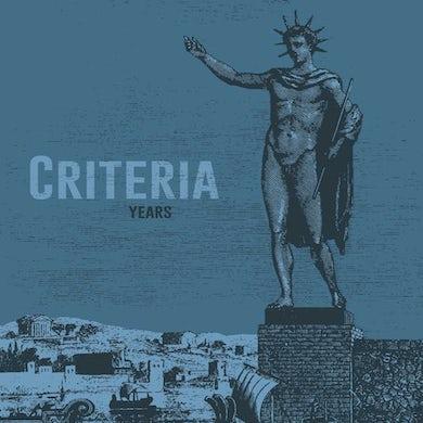 Years (LP)(Blue) Vinyl Record