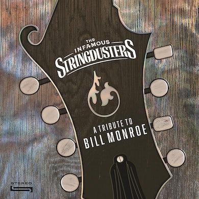 A Tribute To Bill Monroe (LP) Vinyl Record