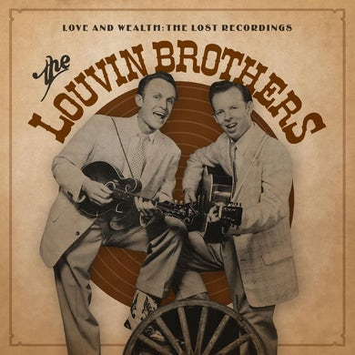 Love & Wealth: The Lost Recordings Vinyl Record