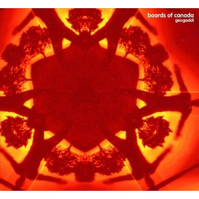 Boards Of Canada Geogaddi Vinyl Record