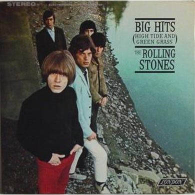 The Rolling Stones Big Hits (High Tide And Green Grass) Vinyl Record
