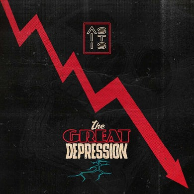 The Great Depression (LP)(Red Smoke Swirl) Vinyl Record