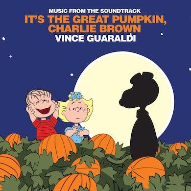 Vince Guaraldi It's The Great Pumpkin, Charlie Brown (OST) Vinyl Record