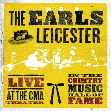 Live At The CMA Theater In The Country Music Hall Of Fame Vinyl Record
