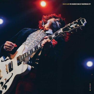 Beach Slang  The Deadbeat Bang Of Heartbreak City (LP)(Red) Vinyl Record