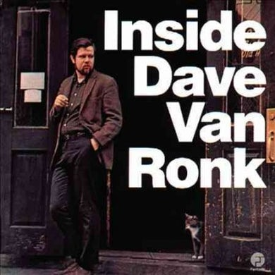 Inside Dave Van Ronk Vinyl Record