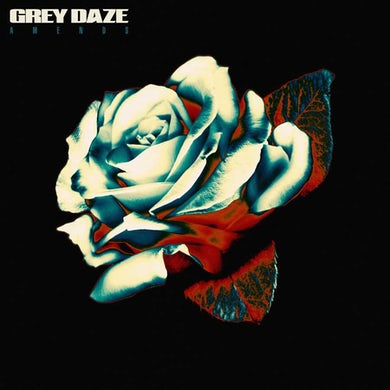 Grey Daze Amends (CD & Bone White W/ Black Splatter LP) Vinyl Record