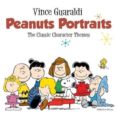 Vince Guaraldi Peanuts Portraits Lp Vinyl Record