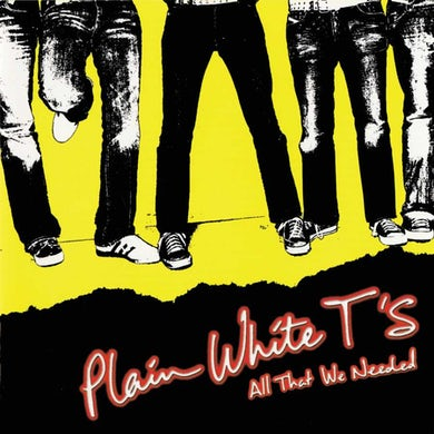 Plain White T's All That We Needed ( Vinyl Record