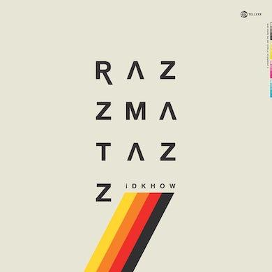 I DONT KNOW HOW BUT THEY FOUND ME RAZZMATAZZ (LP) (Bone White) Vinyl Record