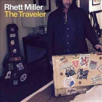 Rhett Miller Traveler Vinyl Record