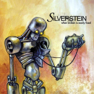Silverstein WHEN BROKEN IS EASILY FIXED (CANARY YELLOW VINYL) Vinyl Record