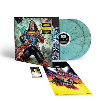 Various Artists Dark Nights: Death Metal Soundtrack Double Electric Smoke Vinyl Record Set