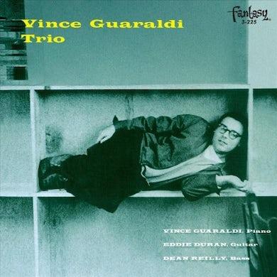 Vince Guaraldi Trio Vinyl Record