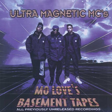 Mo Love's Basement T Vinyl Record