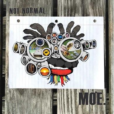 Not Normal (Blue Galaxy LP) Vinyl Record