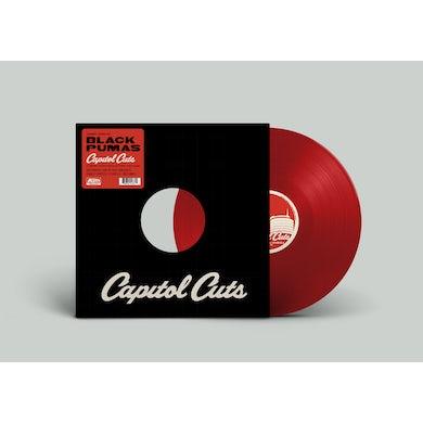 Black Pumas Capitol Cuts - Live From Studio A (Red LP) Vinyl Record