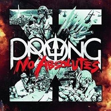 Prong X: No Absolutes Vinyl Record