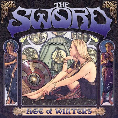 The Sword Age Of Winters (Gate Vinyl Record