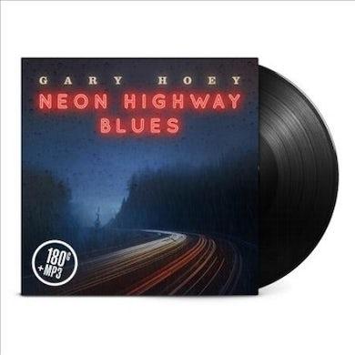 Gary Hoey Neon Highway Blues Vinyl Record