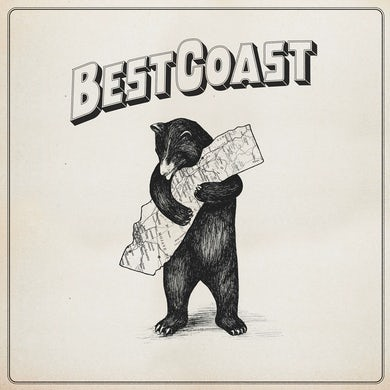 Best Coast The Only Place (Stan Vinyl Record