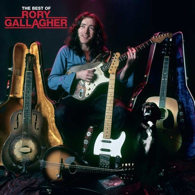 Rory Gallagher The Best Of (2 Lp) Vinyl Record