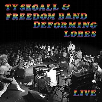 Ty Segall Deforming Lobes Vinyl Record