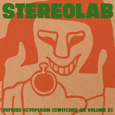 Stereolab Refried Ectoplasm (Switched On Volume 2) Vinyl Record